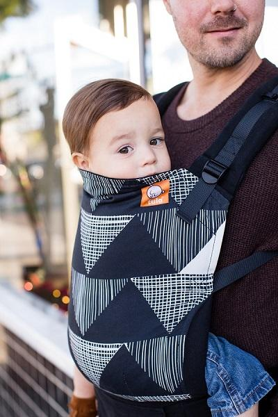 Tula illusion baby carrier